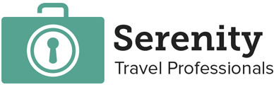 Serenity Travel Trusts logo
