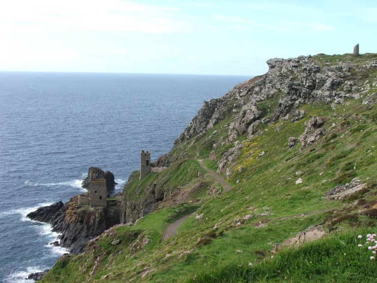 Crown's mines at Botallack