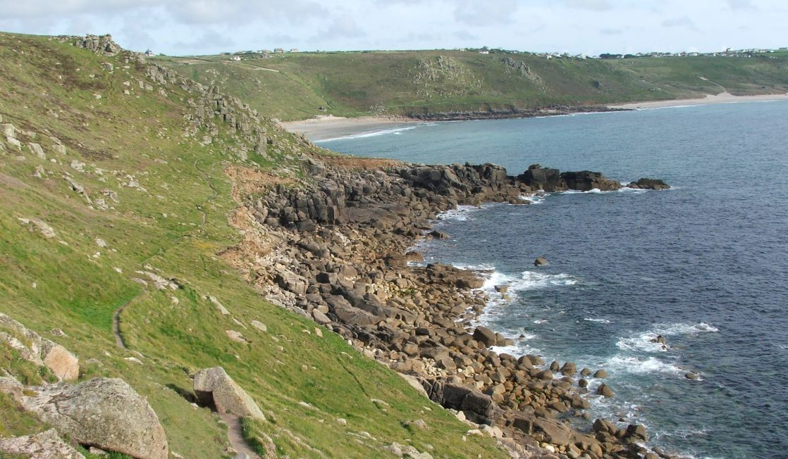 West Cornwall coast path