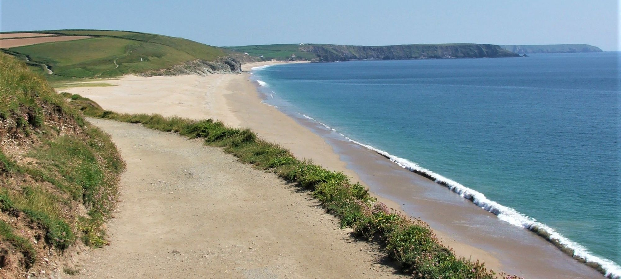 loe Bar beach, Porthleven, Cornwall