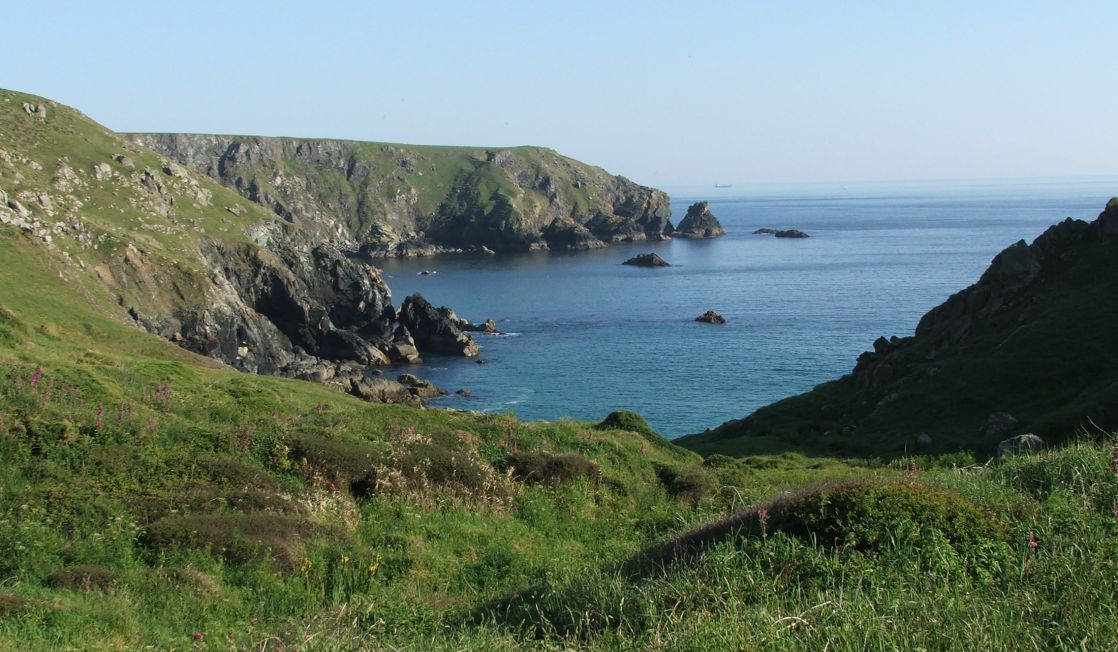 Lizard Peninsula coast