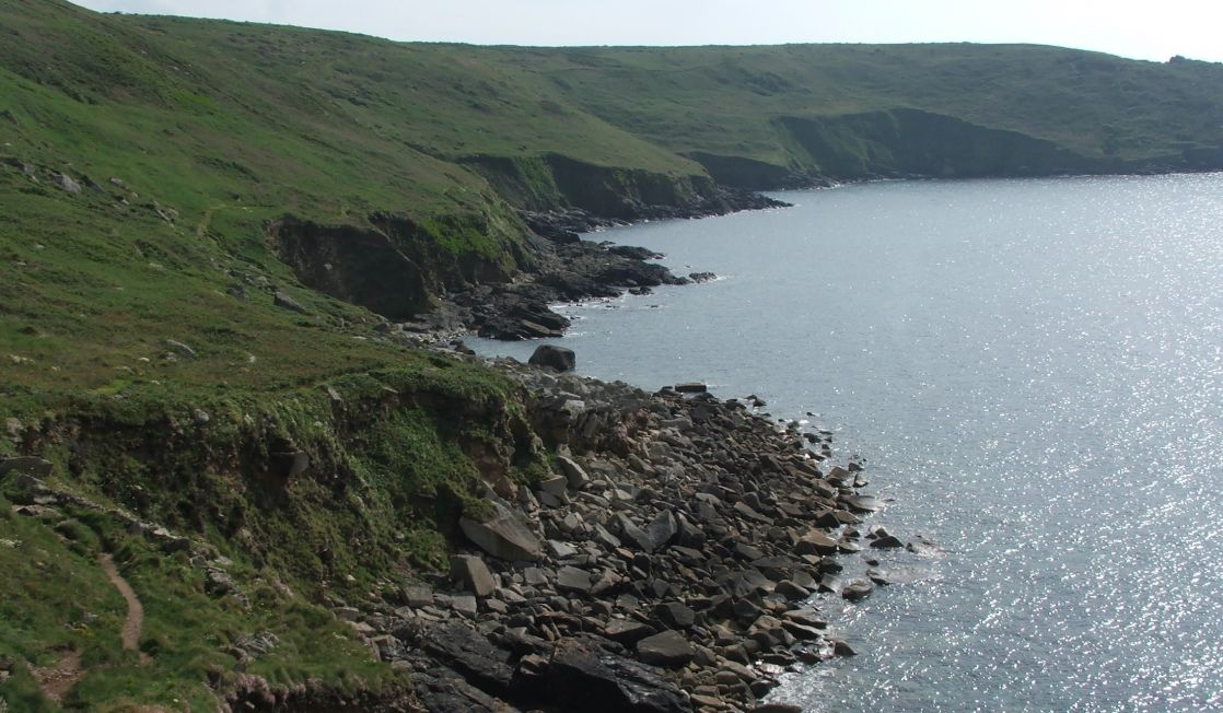 West Cornwall cliffs and coast