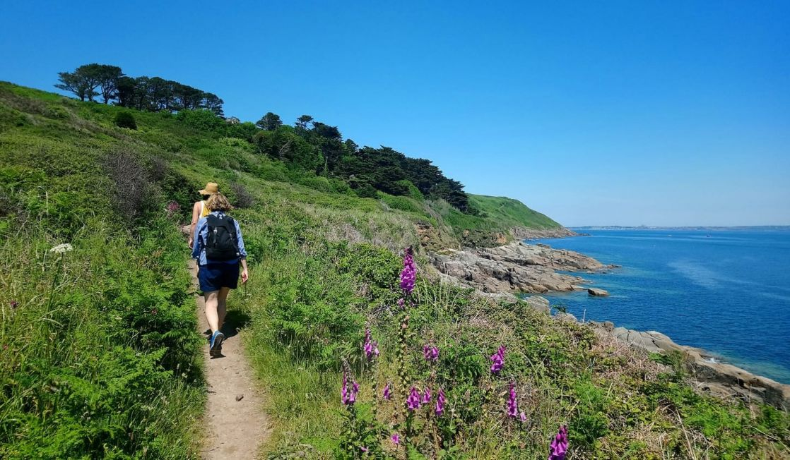On the way to Mousehole