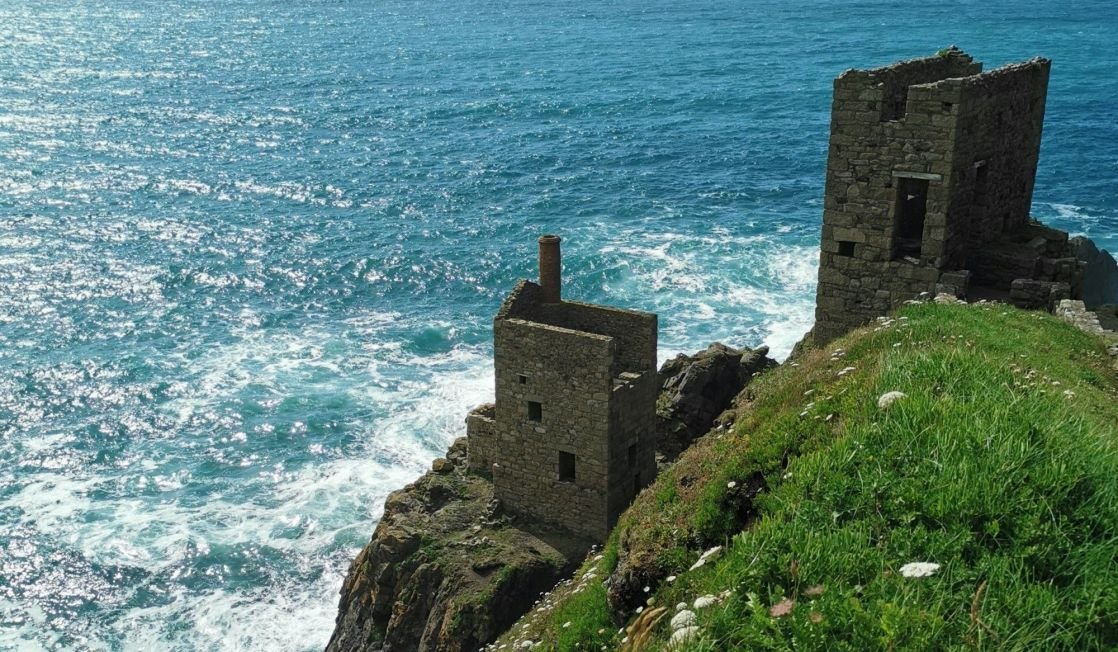 Botallack Engine Houses