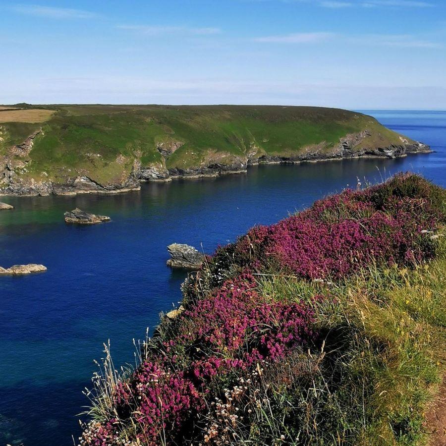 Portreath to Hayle cliffs