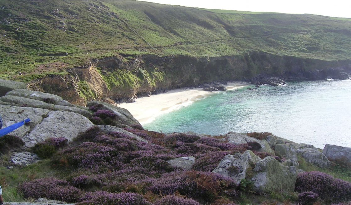 Portherras beach, Pendeen