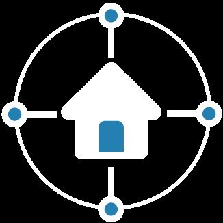 centre based walks icon