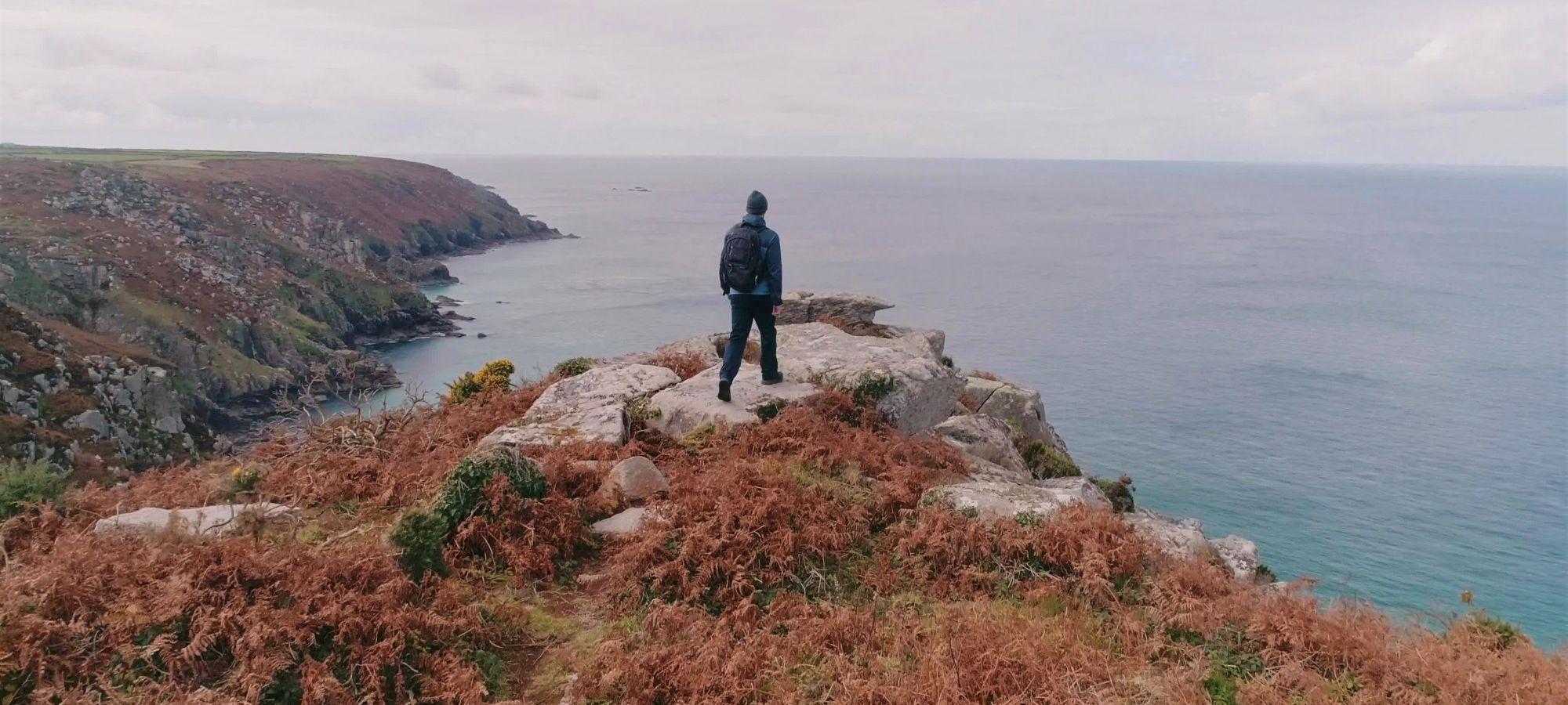 Rosemergy cliffs