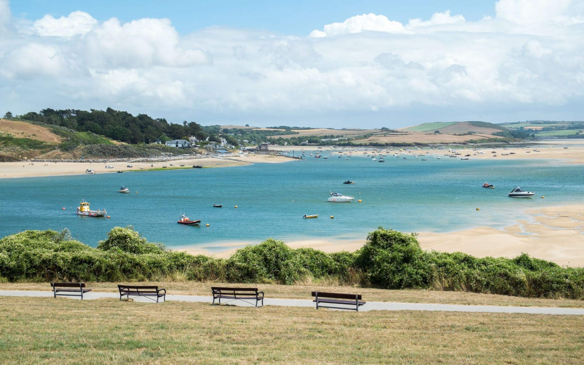 Camel Estuary from Padstow