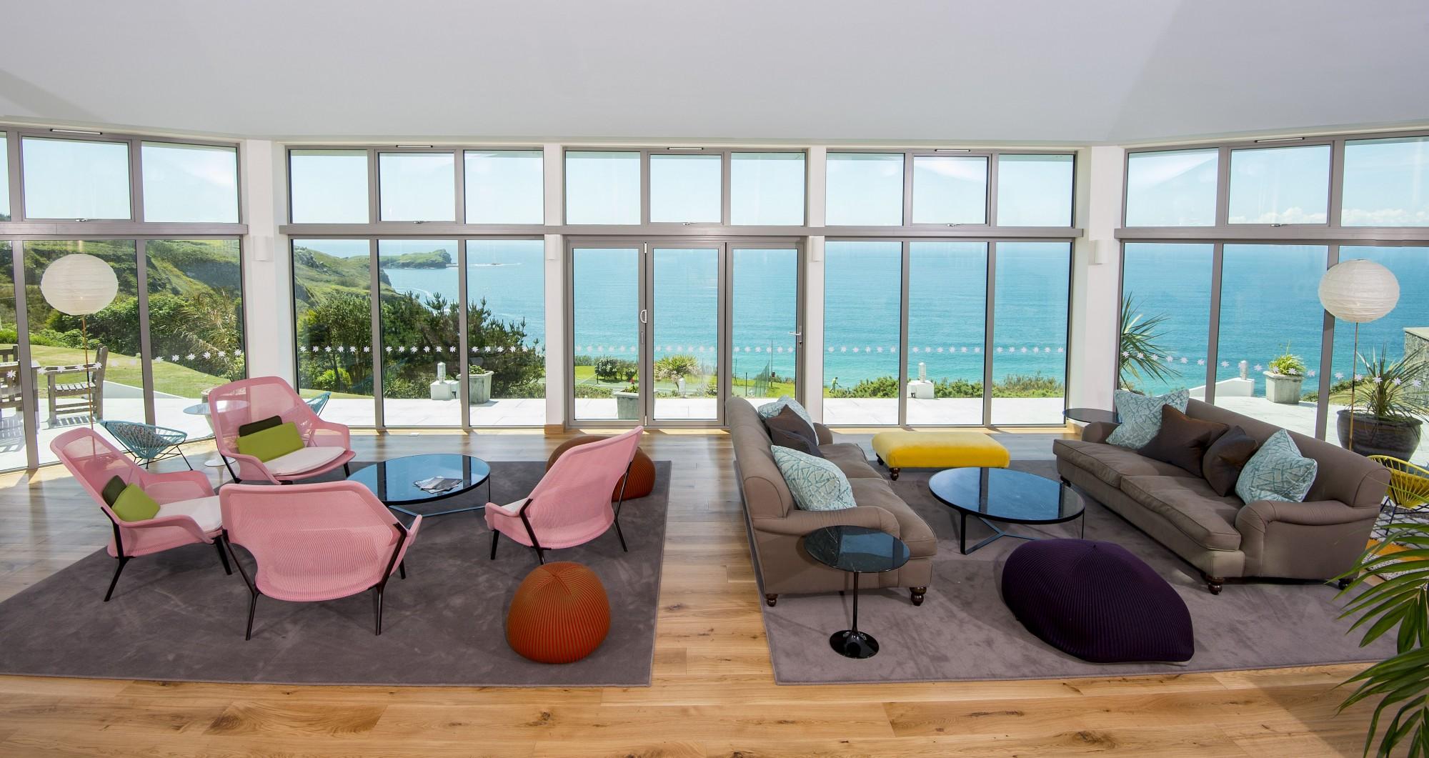 Polurrian Bay dining room