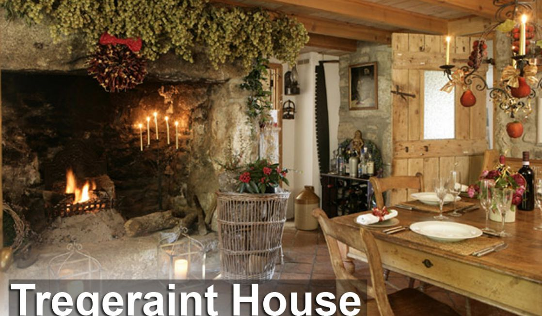 Tregeraint House B&B, Zennor