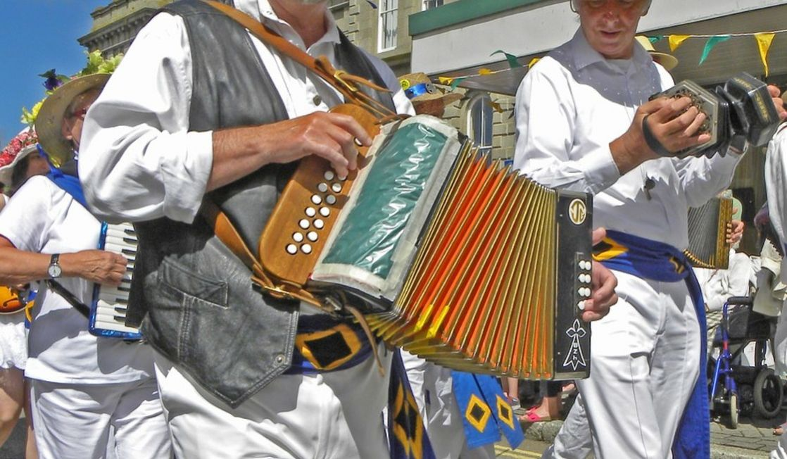 Penzance golowan band