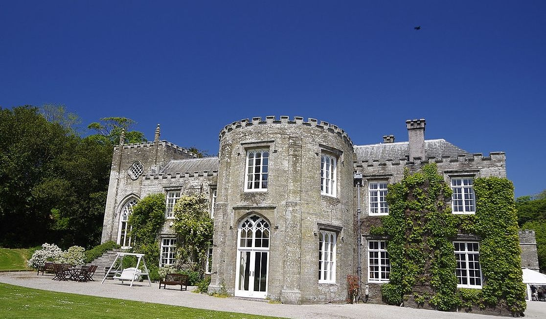 Prideaux place at Padstow