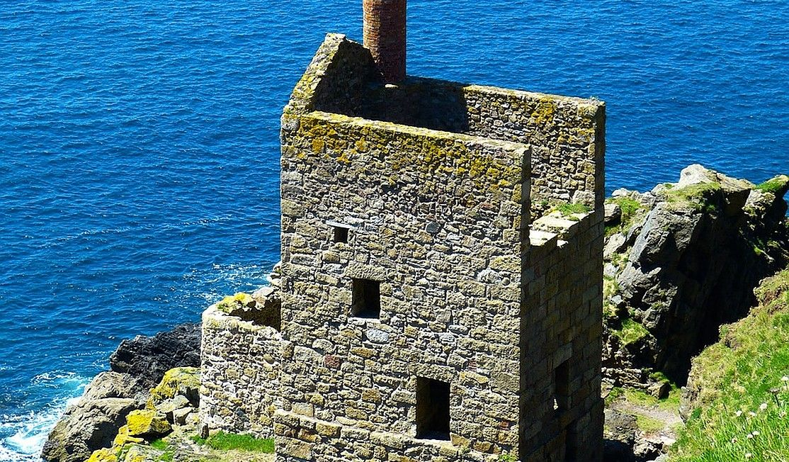 Engine House at Botallack