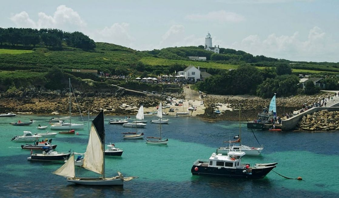 St Agnes harbour - Isles of Scilly