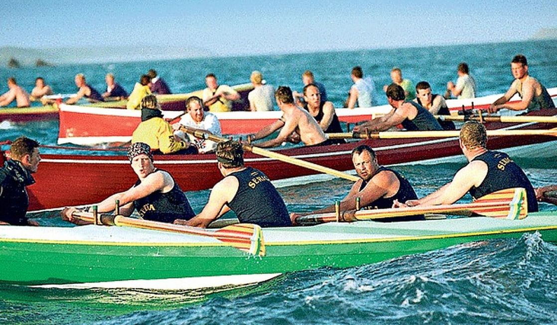 gig rowing competition