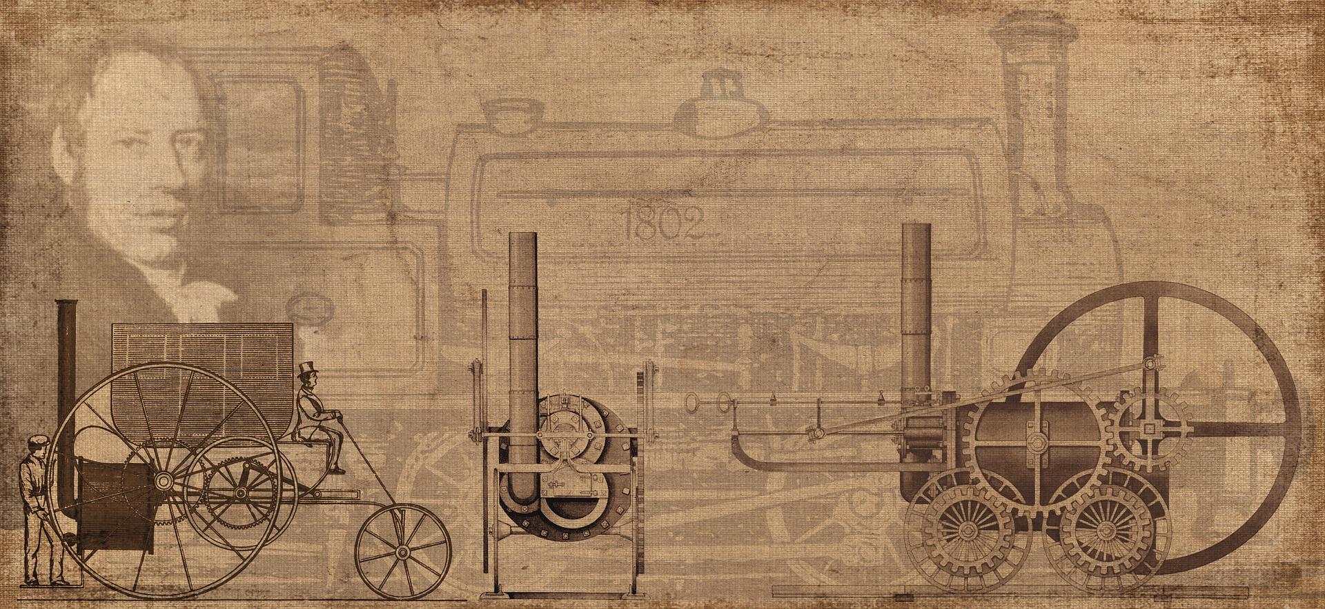 trevithick engine